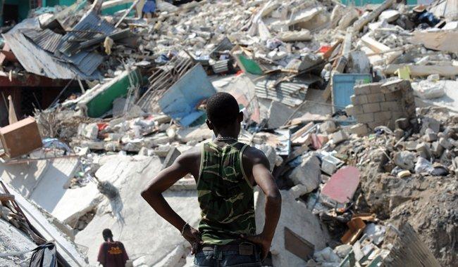Terremoto en Haíti