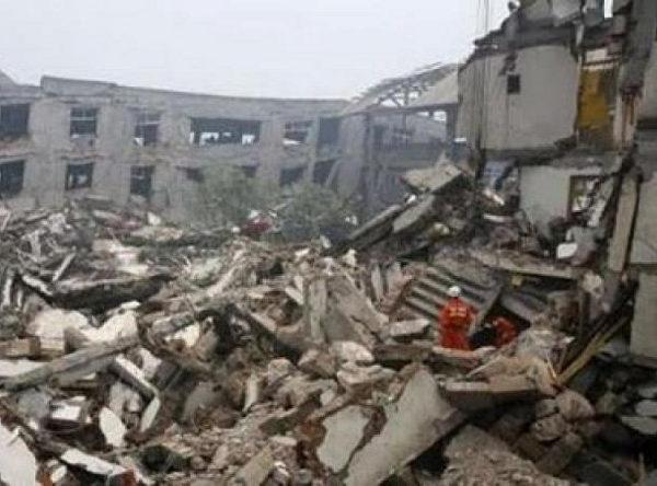 Terremoto en Tangashan