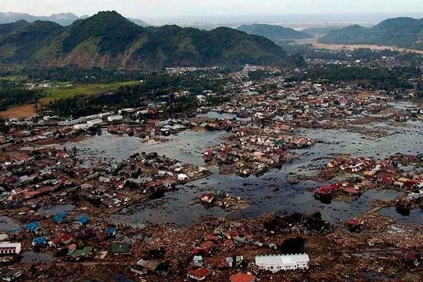 Terremoto en Indonesia