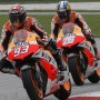 Triplete español en motoGP