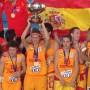 España campeona de Europa en baloncesto femenino