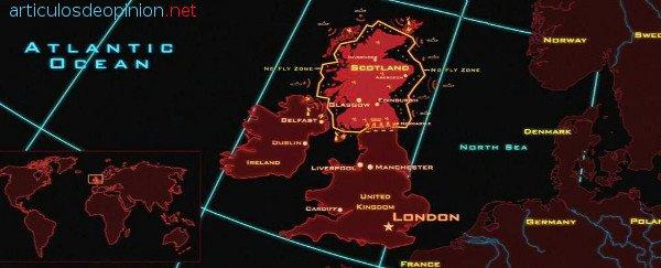 mapa doomsday