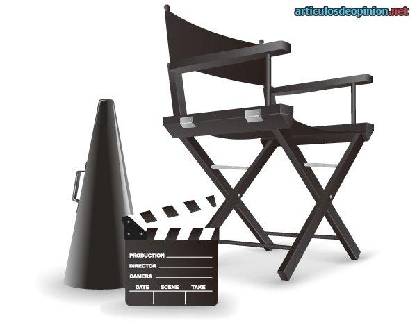 silla de director de cine