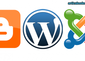 Blogger WordPress y Joomla