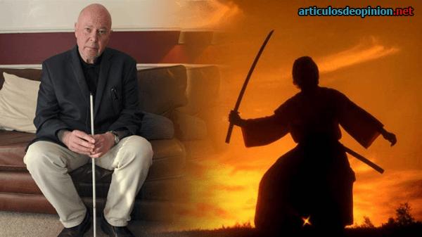 El ciego samurai
