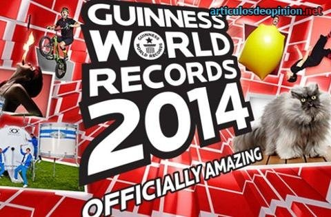Record Guinness 2014