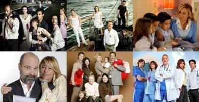 Mejores series españolas