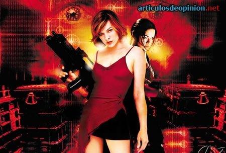 Resident Evil - Película