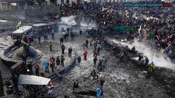 Ucrania manifestaciones
