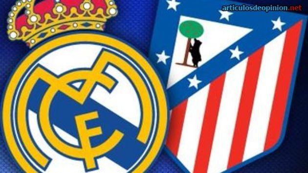 Madrid - Atlético