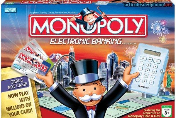 Monopoly Juegos Juegos De Mesa Articulosdeopinion Net