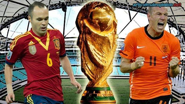 España Holanda