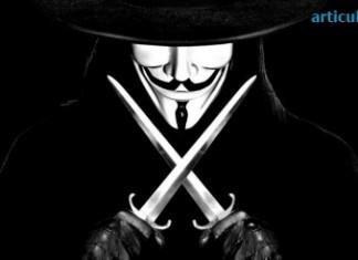 V de Vendetta - Venganza en el futuro