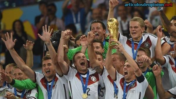 Mundial 2014 Alemania