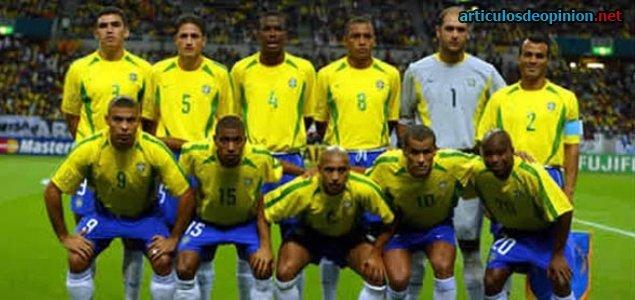 Selección brasileña