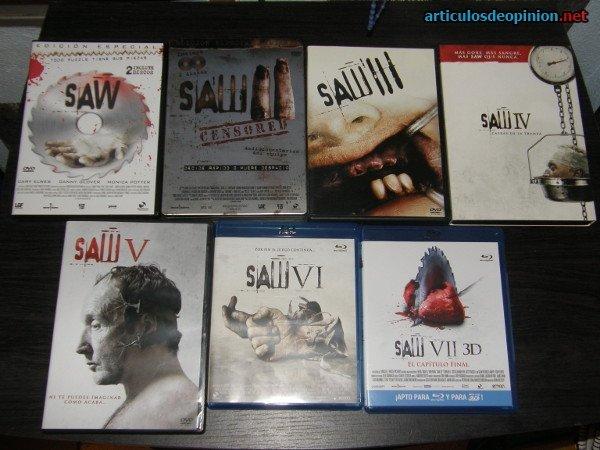 La saga de Saw