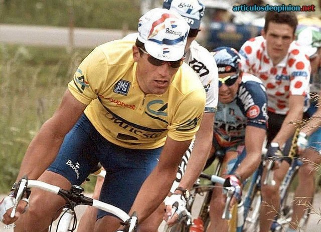Mejores ciclistas
