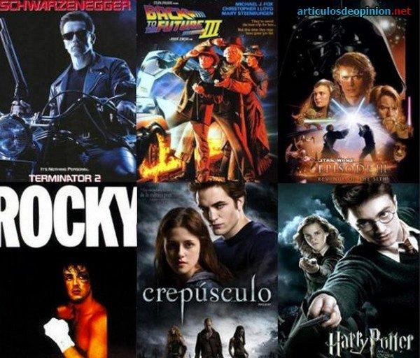 Sagas del cine