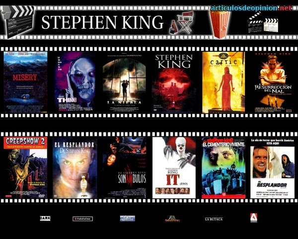 Películas Stephen King