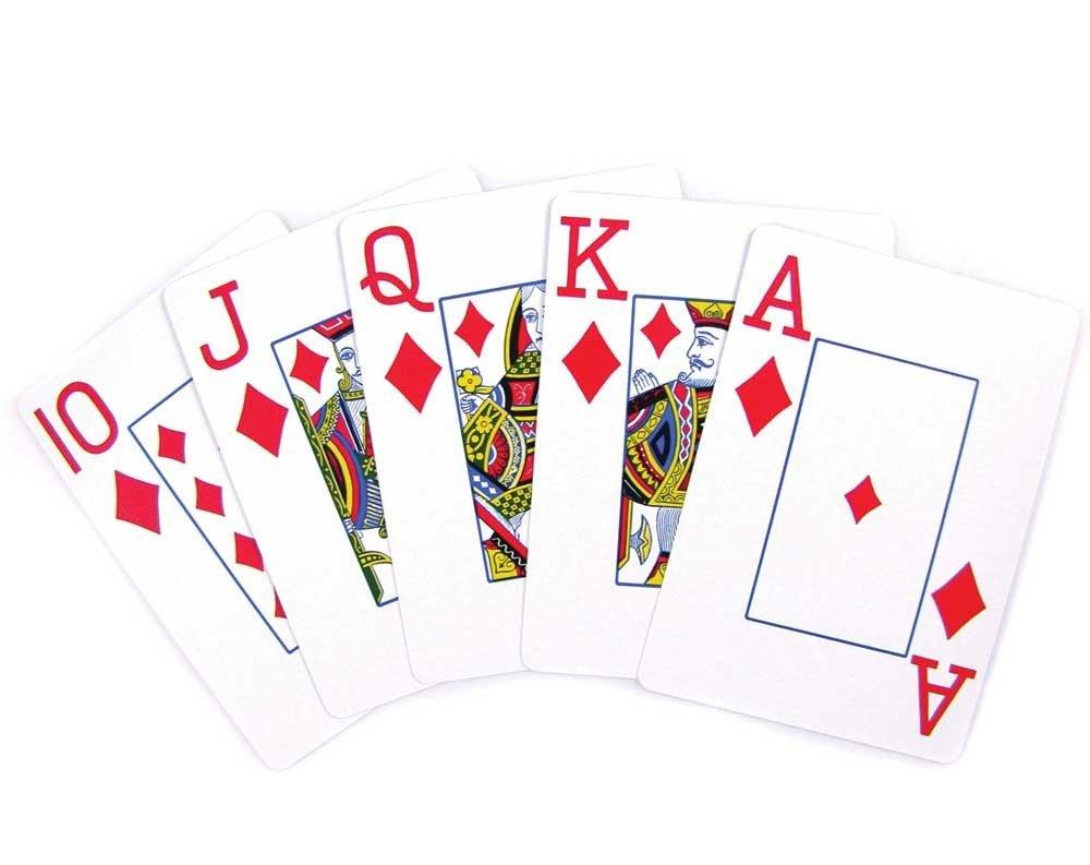 Juego casino cartas