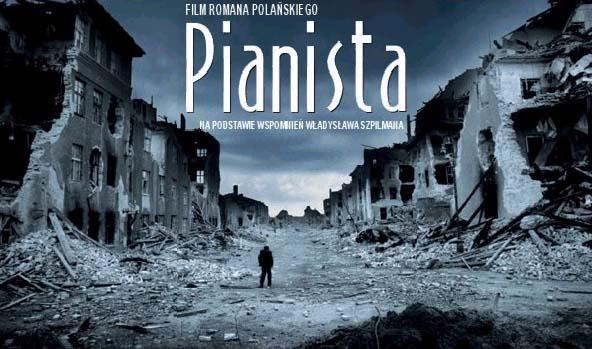 El pianista – Gran representación del Holocausto nazi