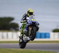 Rossi gana