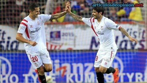 Vitolo y Banega