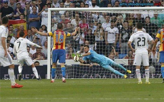 Diego Alves - Cristiano Ronaldo