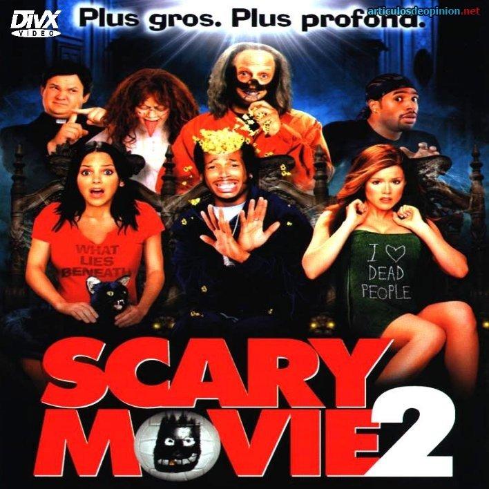Anna faris scary movie - 3 part 7