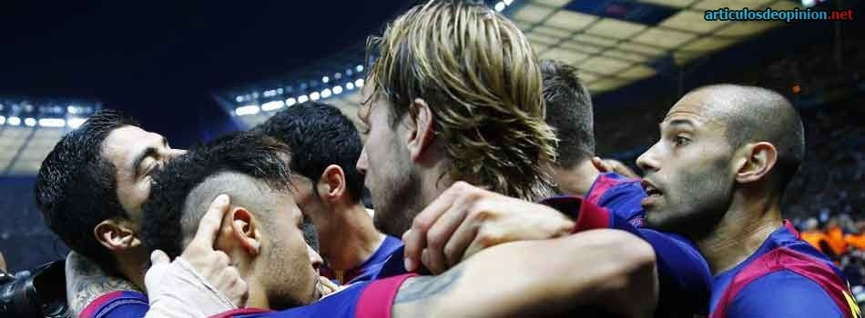 Barcelona quitta Cahmpions