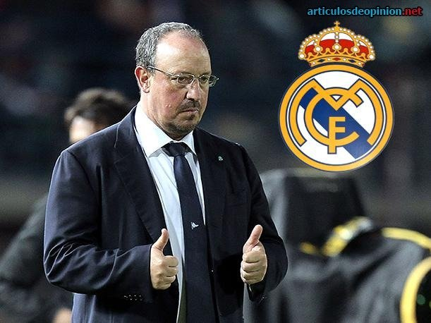 Benitez Real Madrid