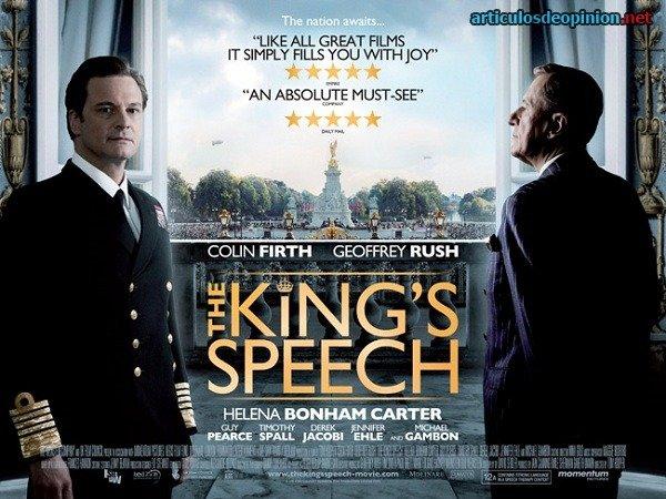 El discurso del rey