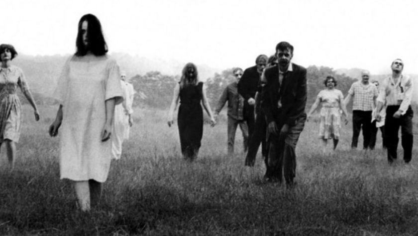 La saga de zombies de George A. Romero
