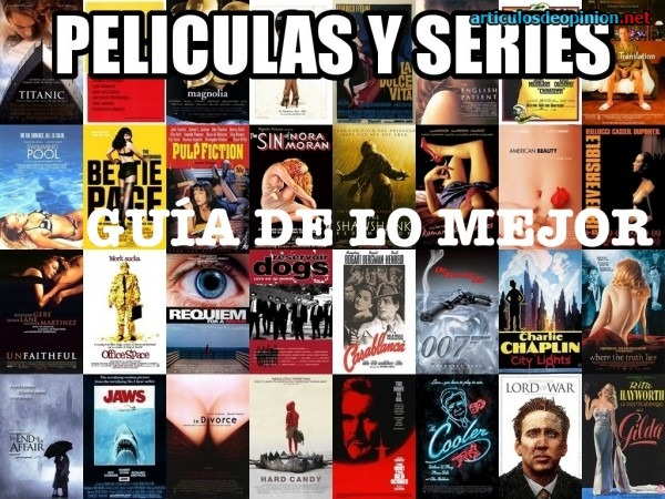 Lo mejor del cine y TV