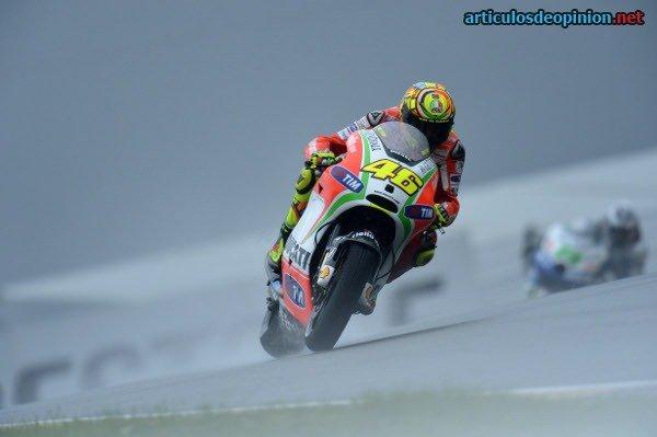 Rossi lluvia