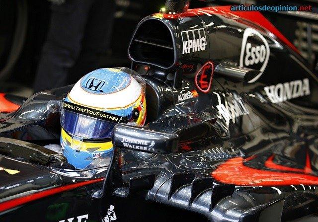 Alonso estalla