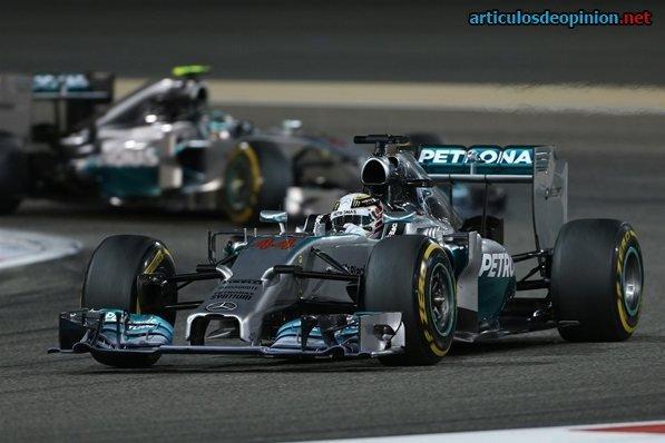 Doblete Mercedes