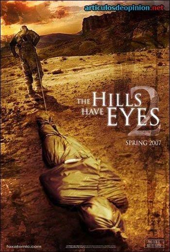 Ver El retorno de los malditos Las colinas tienen ojos 2
