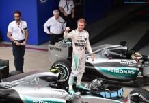 Rosberg subcampeón