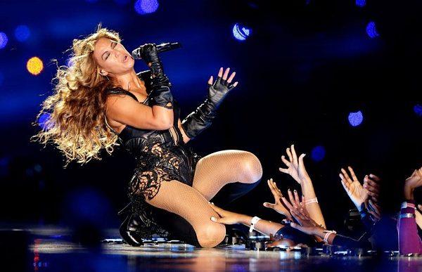 Beyonce sensual