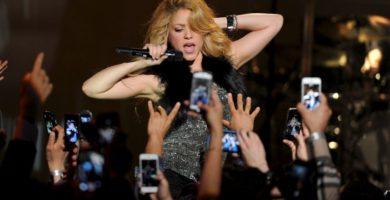 Famosos Shakira