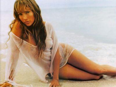 Jennifer López sexy
