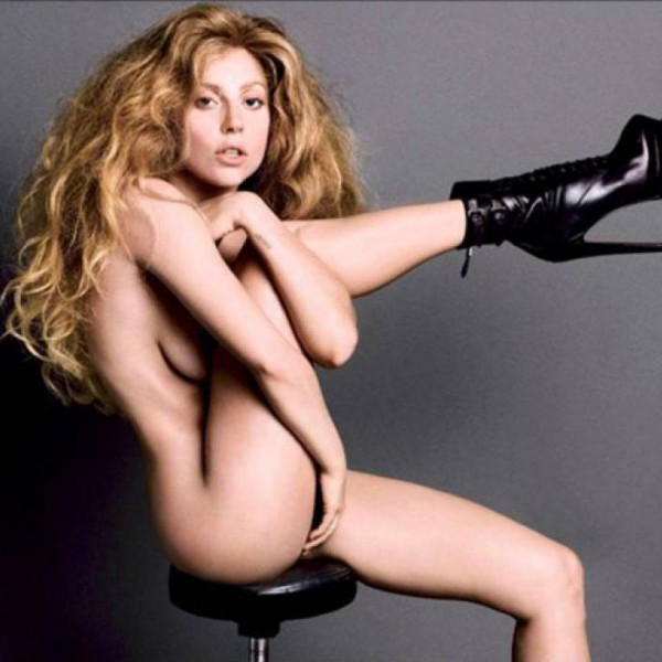 Provocativa Lady Gaga