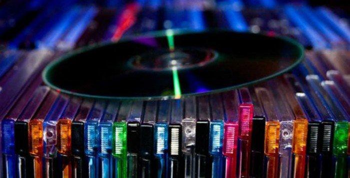 Discos de música