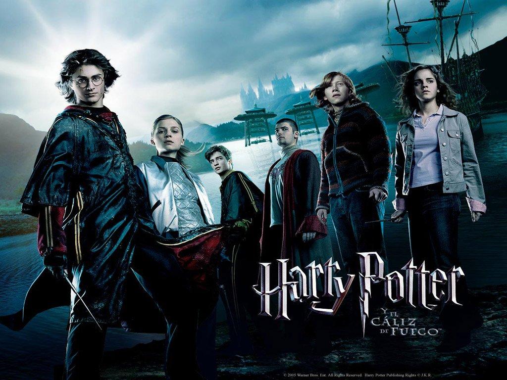 Harry Potter y el cáliz de fuego - Cuarta película de la saga