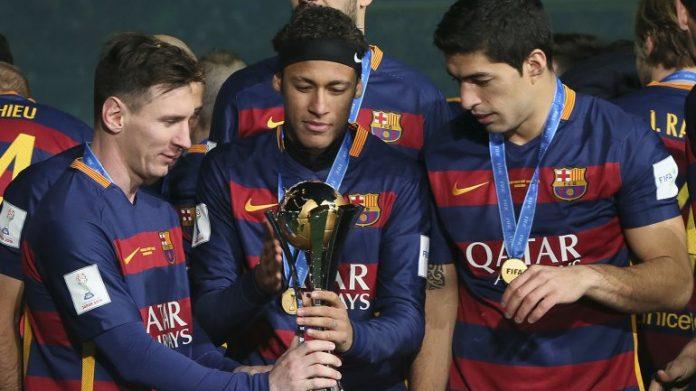 Messi Neymar Suárez