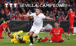 El Sevilla gana la Europa League 2016