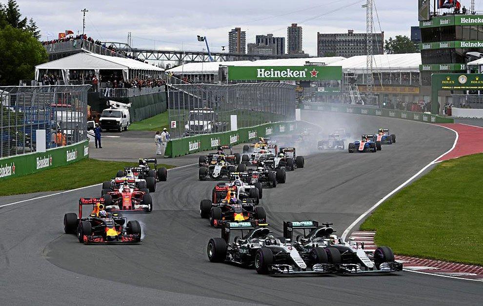 Hamilton Rosberg paralelo