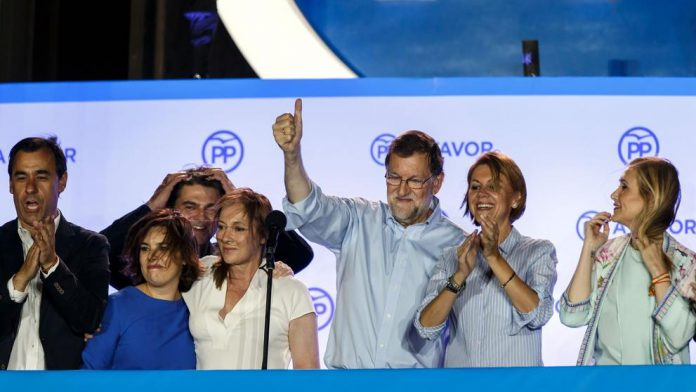 PP elecciones 2016