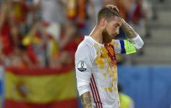 Ramos falla penalti
